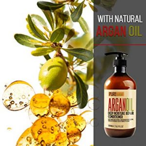 Argon oil for curly hair