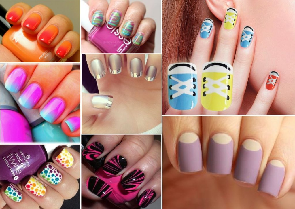 Nail Paint art