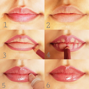 tips for applying lipstick