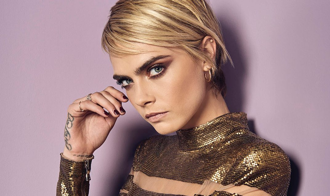 Beauty secrets of cara delevingne