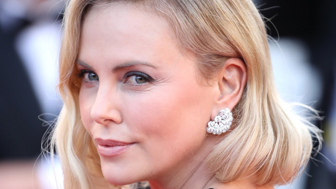 Charlize Theron beaty tips