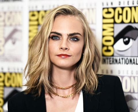 Cute look of cara