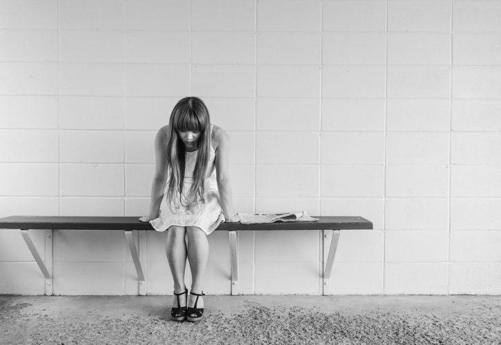 depressed due to urinal problem