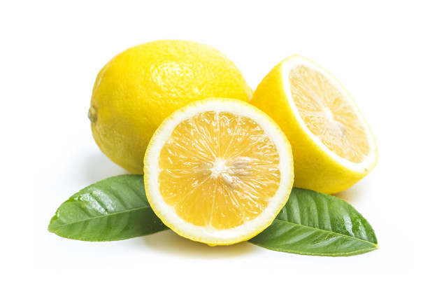Lemon for instant glow