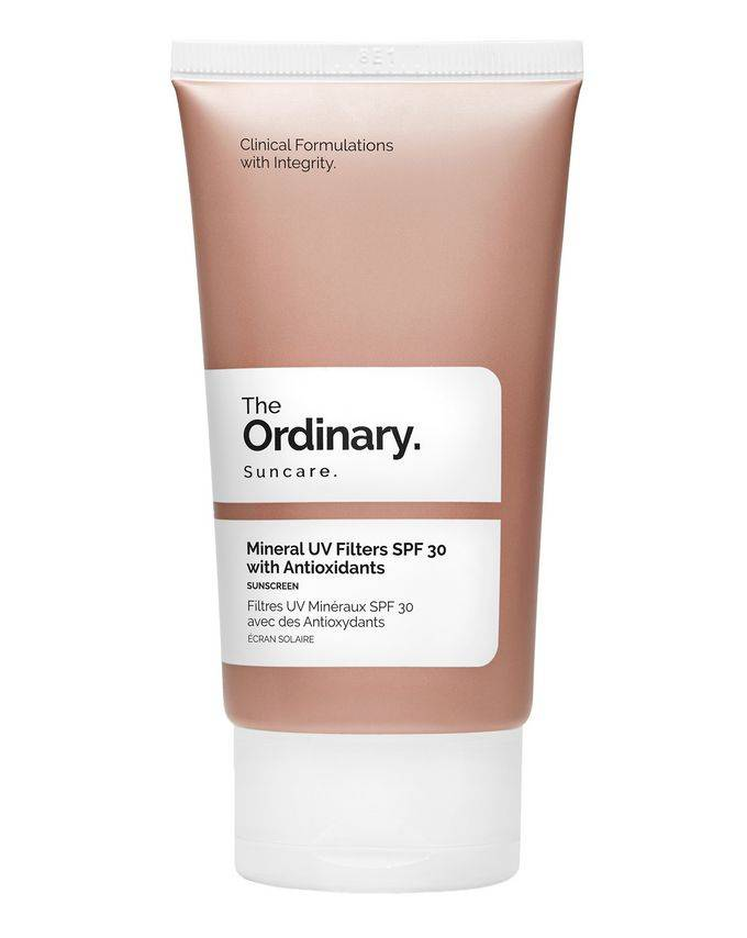 The Ordinary Suncare