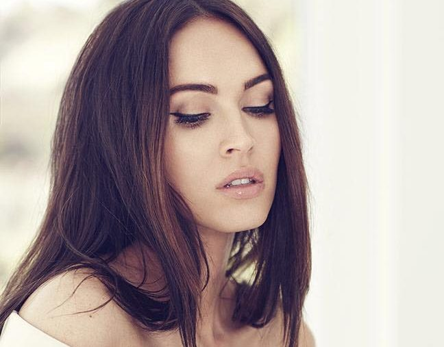 skin care done by megan fox
