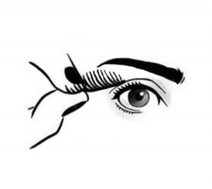 upper magnetic eyelashes