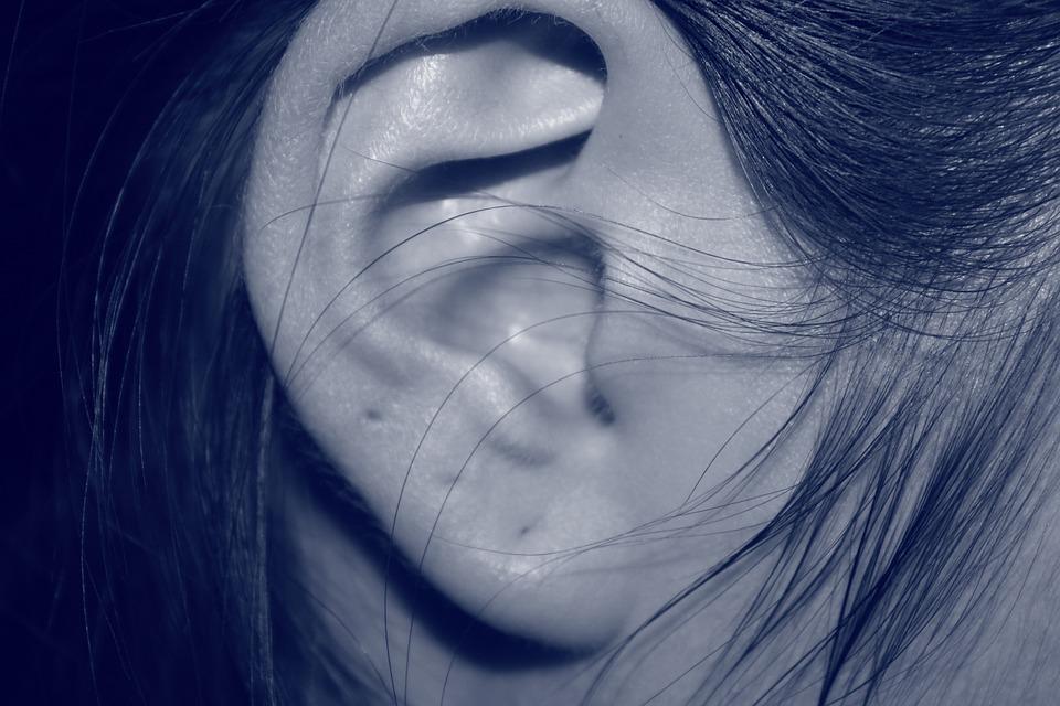 piercings of ear