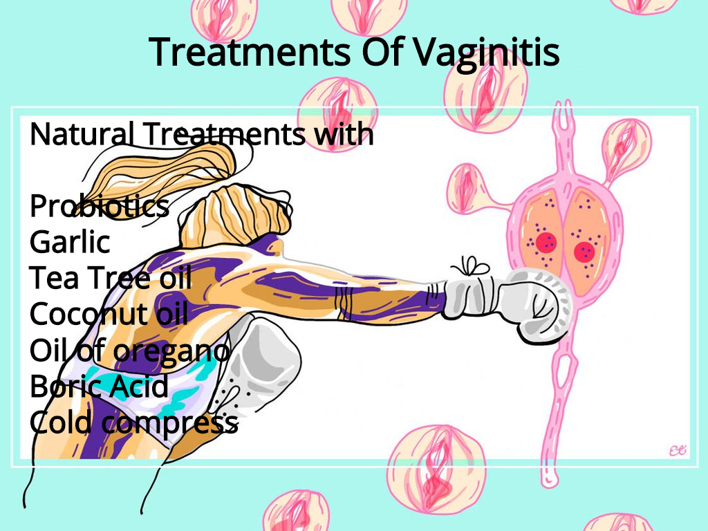 treatments of vaginitis