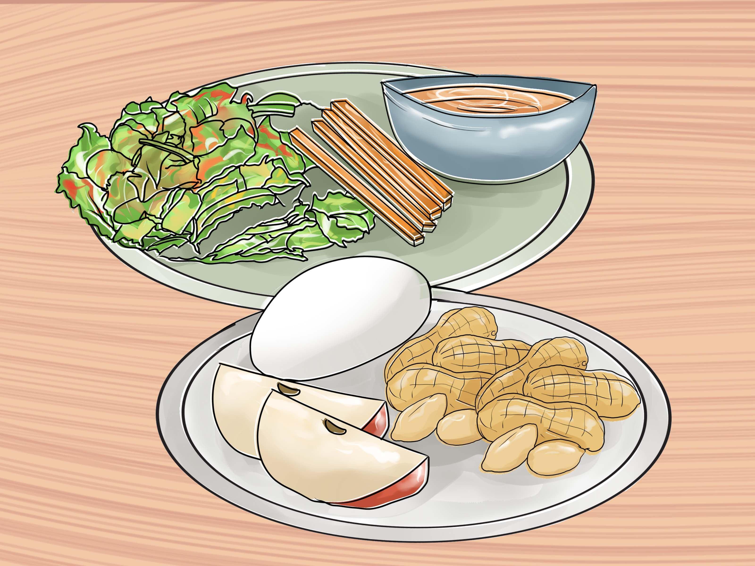 Eliminate Processed Foods: bikini body