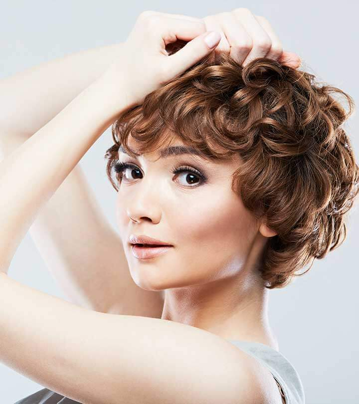 Hairstyle for Short hairs