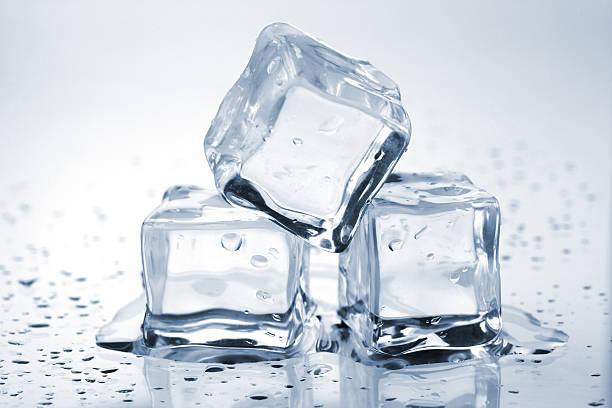 ice acne scar home remedy