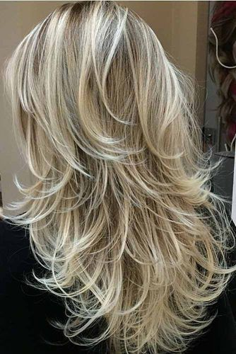 Long Hairstyle Hairstyle for women above 50