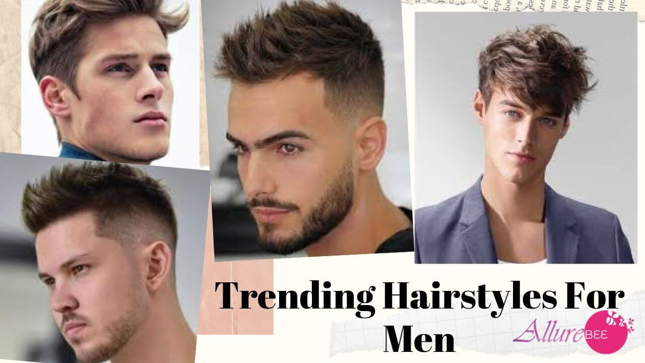 Trending Hairstyles For Men