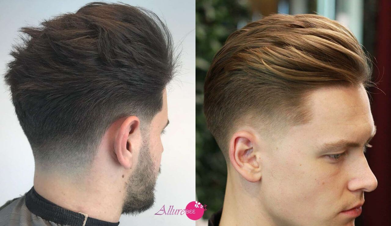 Low taper fade:trending hairstyles for men