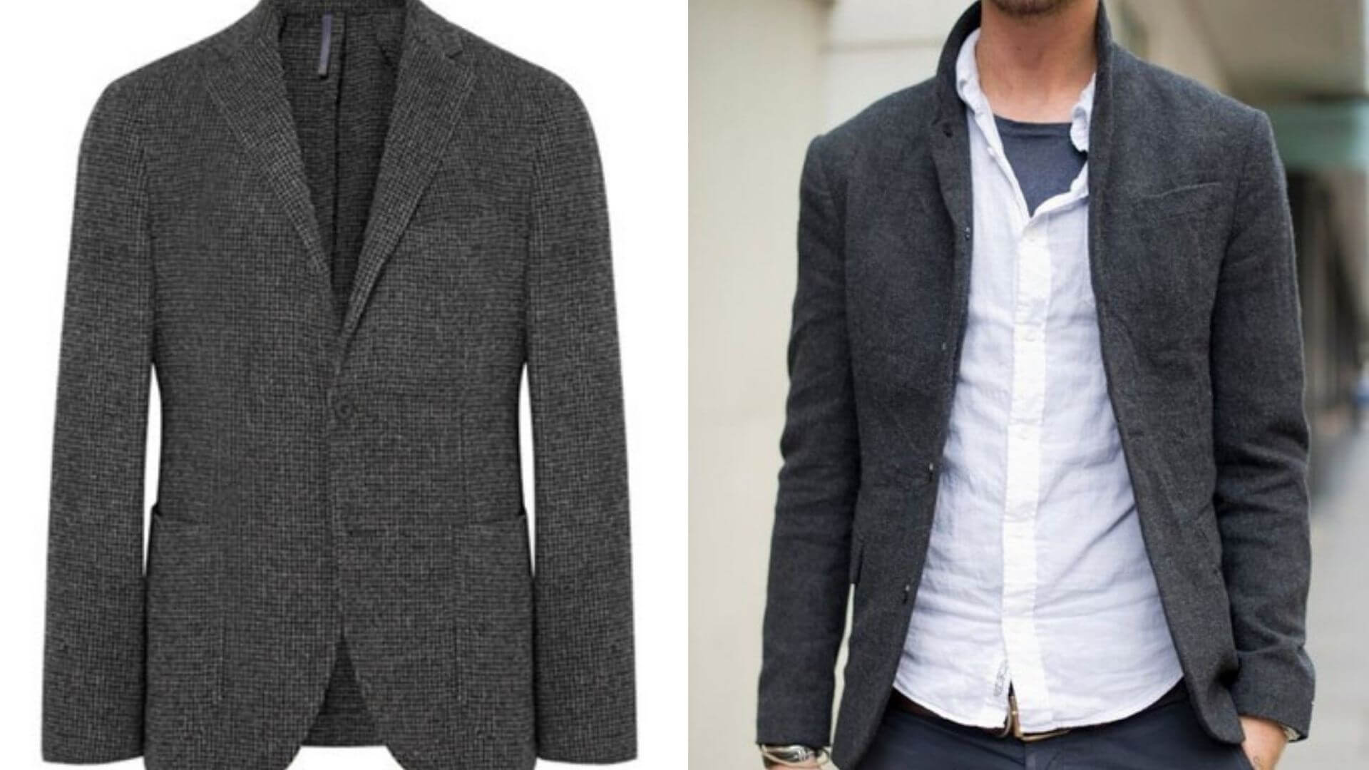 Business Casual Jackets