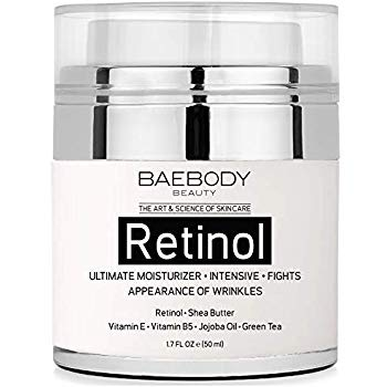 Baebody retinol moisturizer