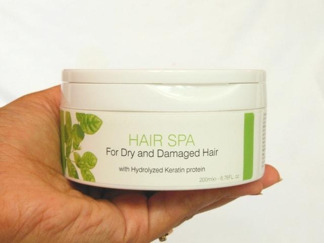 Organic Harvest Hair Spa