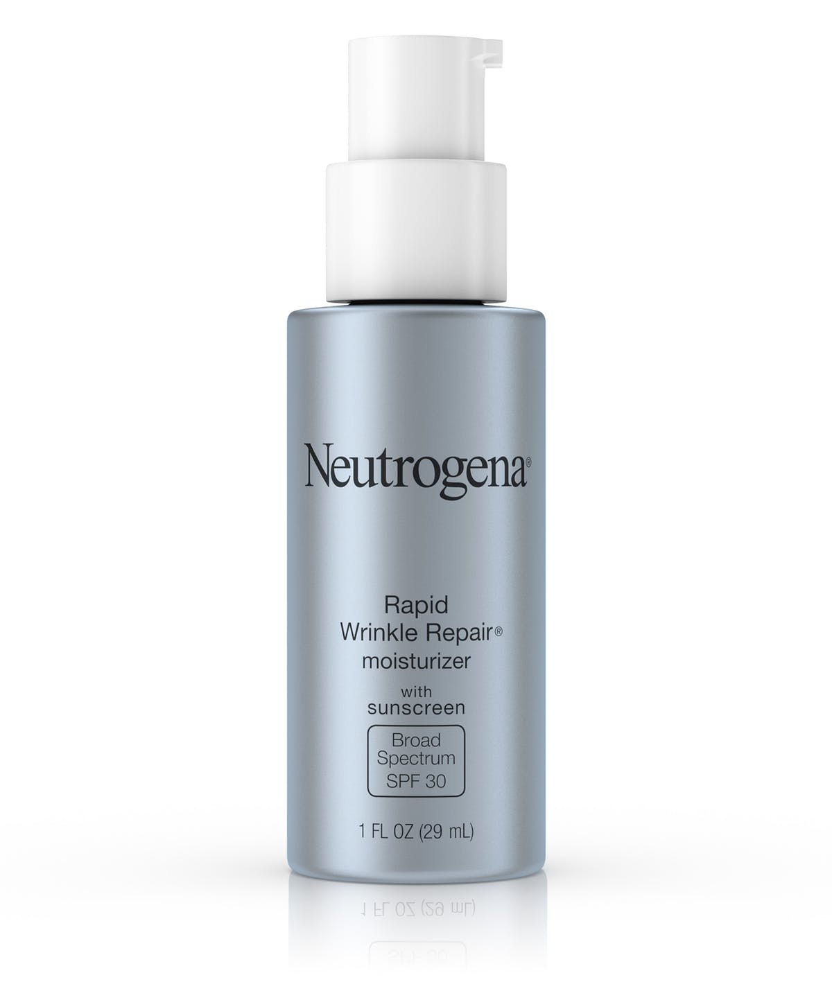 Rapid wrinkle repair daily moisturizer with SPF 30