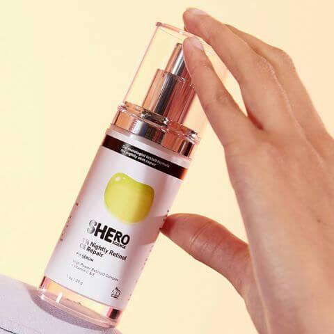 Shero Science 1% Nightly Retinol CE Repair Serum