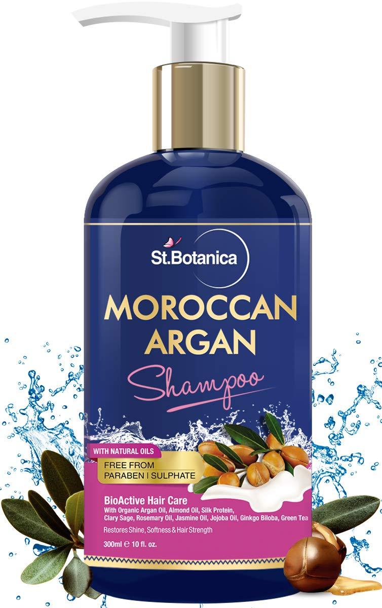 St. Botanica Moroccan Argan Hair Mask