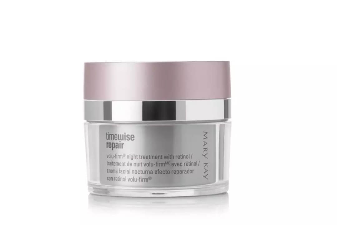 TimeWise Repair Volu-Firm Night Treatment With Retinol from mary kay