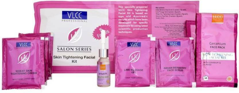 VLCC Skin Tightening Facial Kit