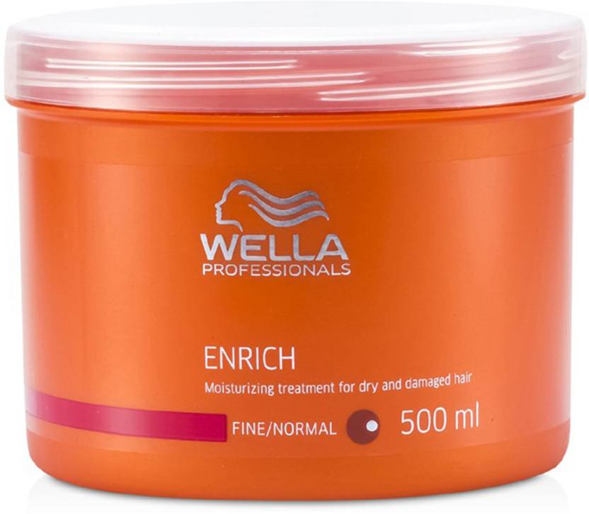 Wella Professionals Enrich Moisturizing Hair Mask