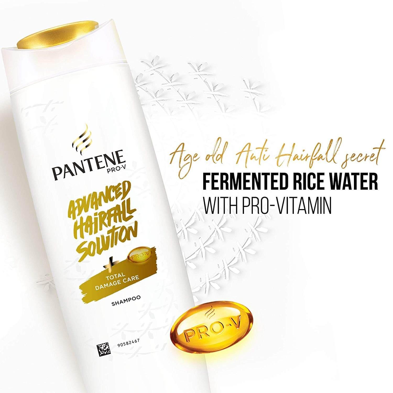 Pantene Advanced Hairfall solution Total Damage Care Shampoo