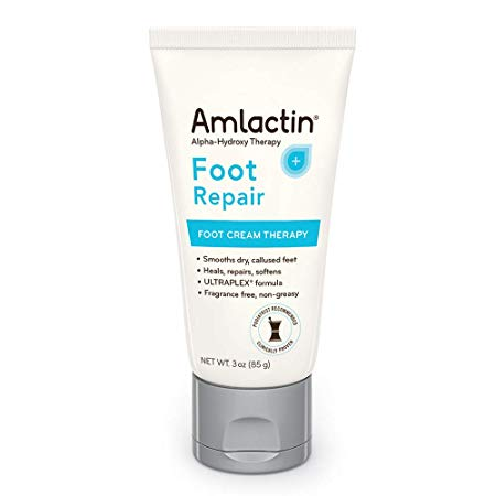 AmLactin Alpha-hydroxy therapy foot cream