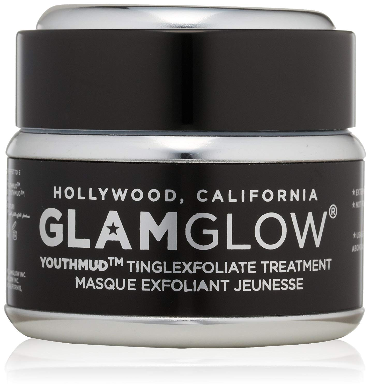 Glam Glow Super Mud Activated Charcoal Treatment Mask