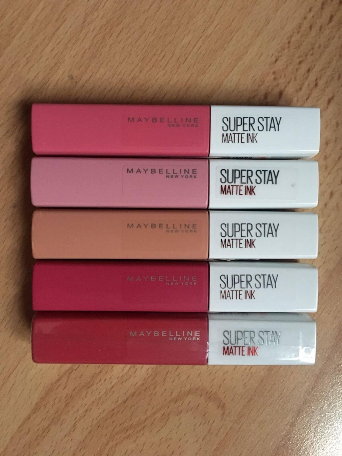 Maybelline New York Super Stay Matte Ink