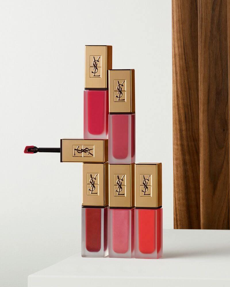 YSL Tatouage Couture Matte Stain Liquid Lipstick