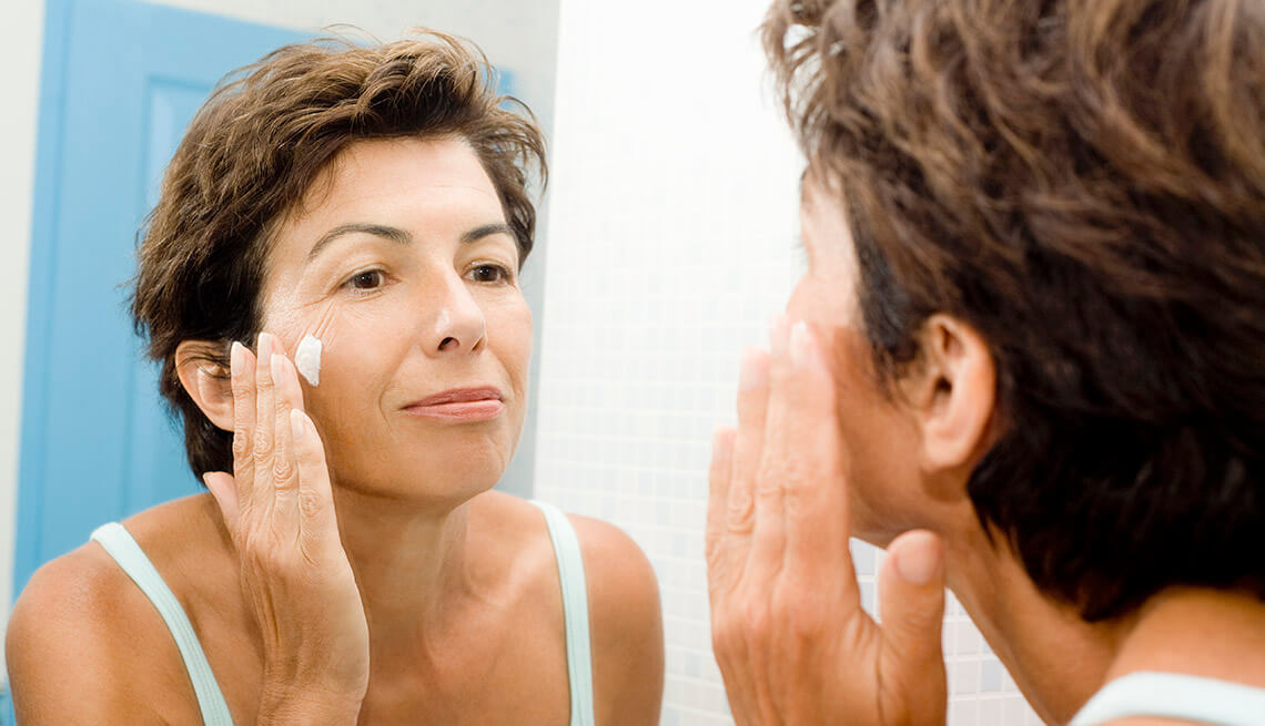 Exfoliate the skin regularly