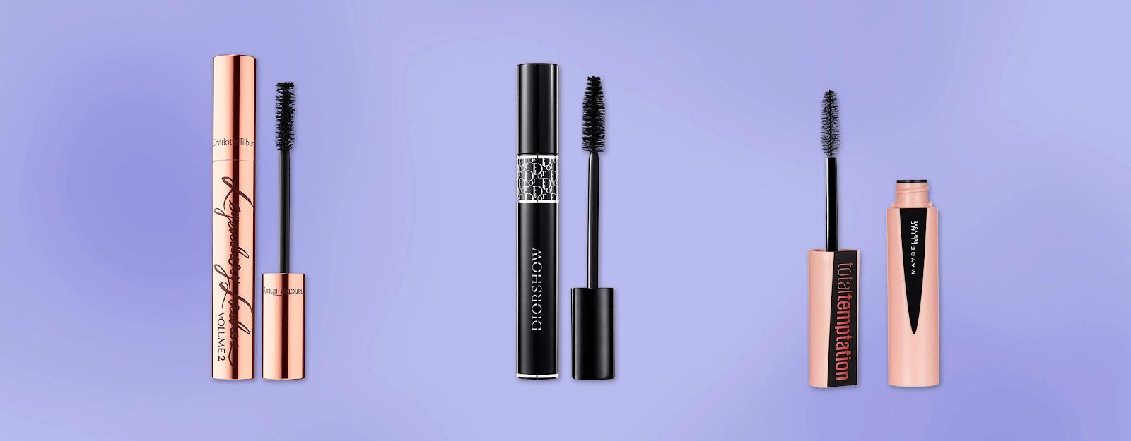 Always contains mascara-Eye Makeup tips