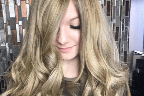 Beachy Waves Haircut