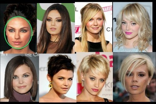 Best Haircuts For Round Faces | Hair Styles For Women