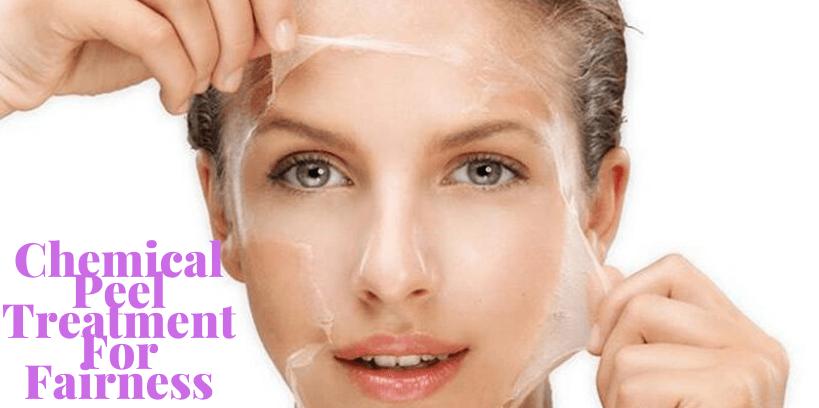 Chemical Peel Treatment For Fairness (1)