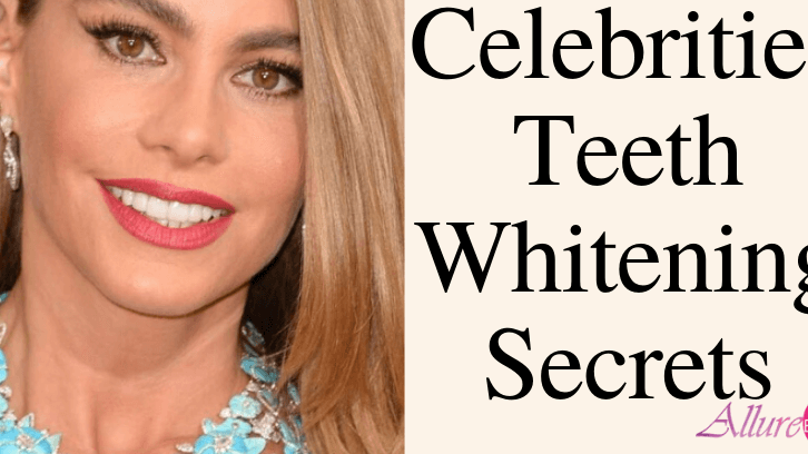 Celebrities Teeth Whitening Secrets