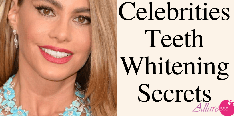 Celebrities Teeth Whitening Secrets