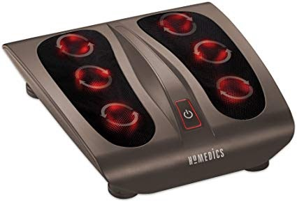HoMedics Triple Action Shiatsu Foot Massager: