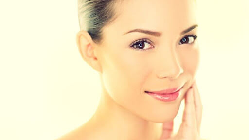Home facial steps for glowing skin
