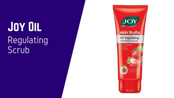 Joy Oil Regulating Scrub