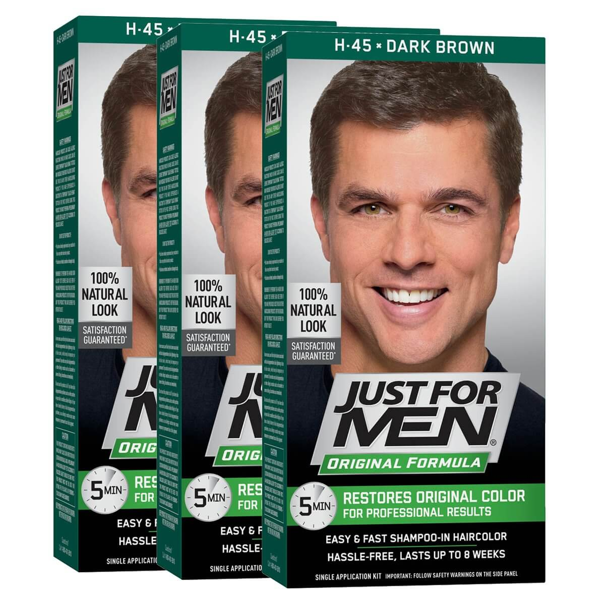 Just For Men Original Formula Hair