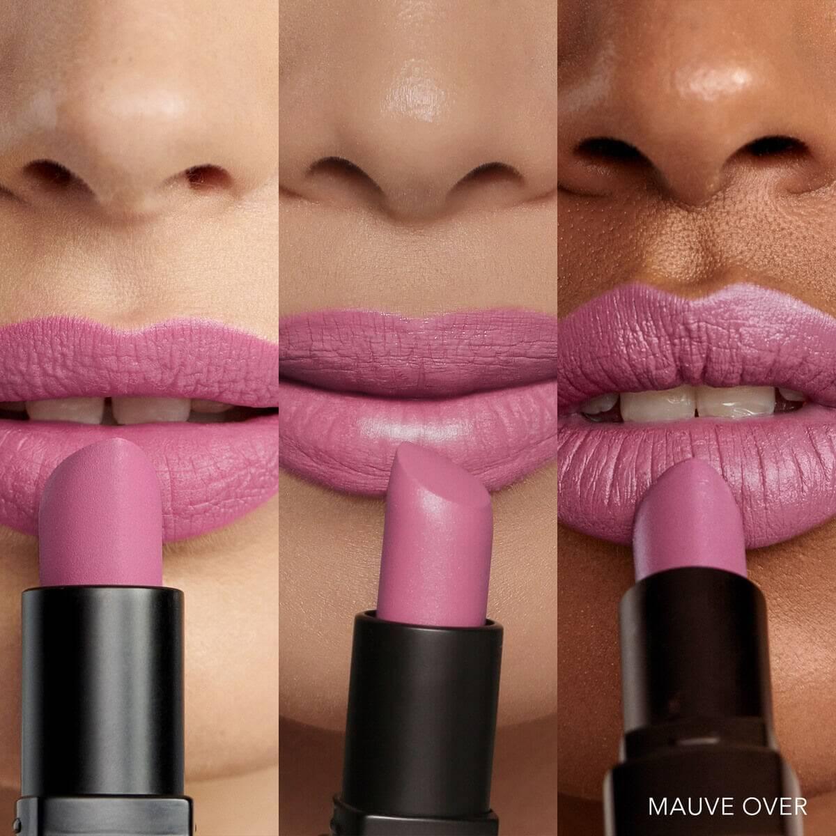 Mauve Lip Color shade