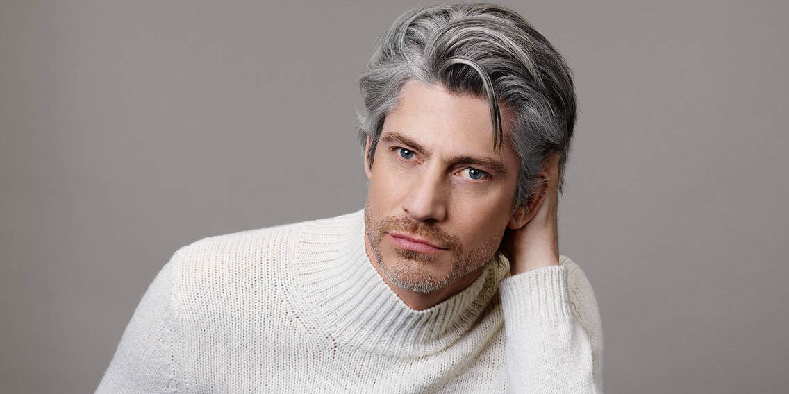 Natural Hair Color For Men