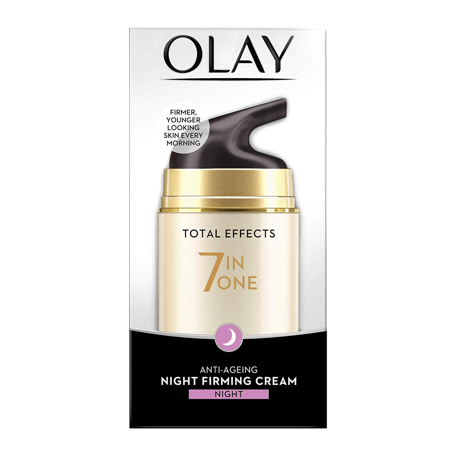 Olay Night Cream Total Effects 7-Night cream for oily skin