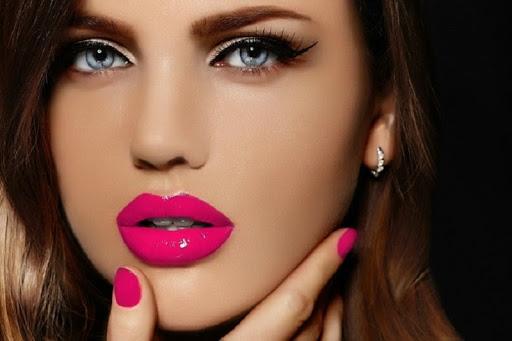 Pink Lip Color