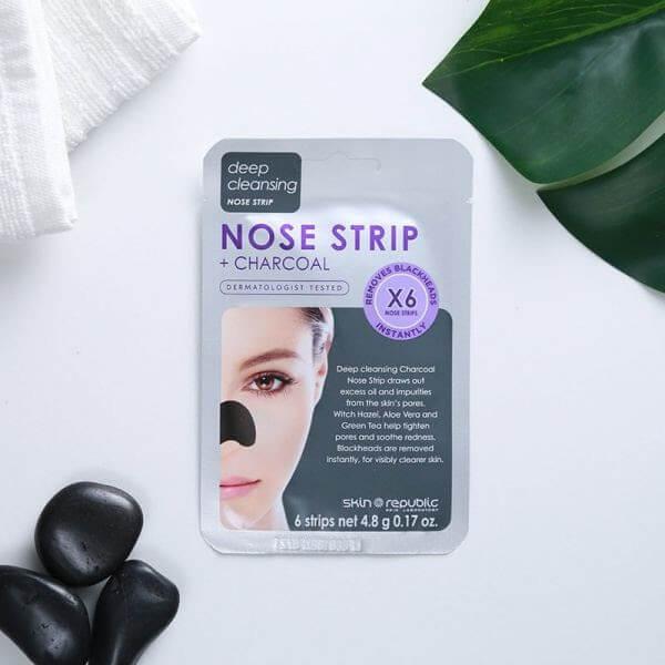 Skin Republic Nose Strips + Charcoal