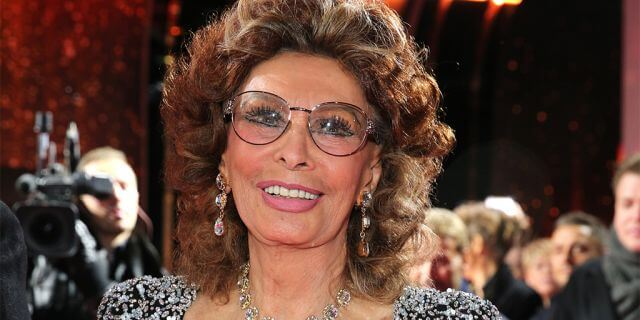 Sophia Loren Beauty Tips-Make your 80s Beautiful